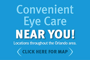 4 Convenient Eye Exam Locations - Apopka, Kissimmee, Lake Nona, & Orlando